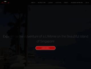 evolve-vacation.com screenshot
