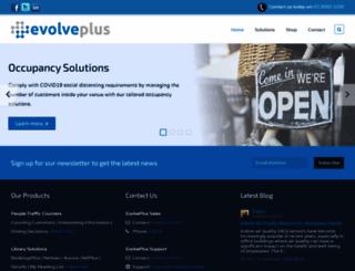 evolveplus.com.au screenshot
