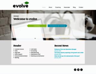 evolveuk.net screenshot