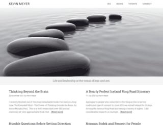 evolvingexcellence.com screenshot
