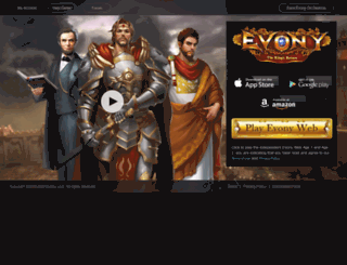 evonyonline.com screenshot