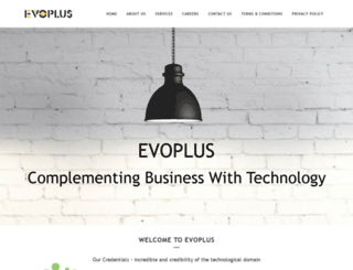evoplus.in screenshot
