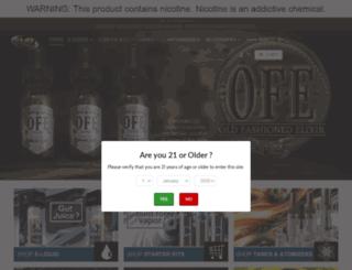 evovapor.com screenshot