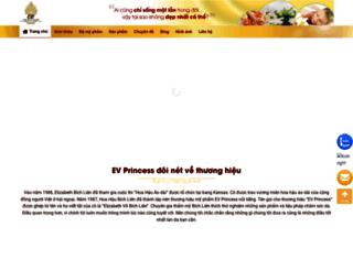 evprincessbichlien.com screenshot