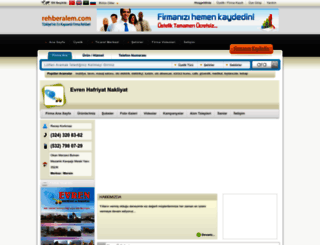 evren_hafriyat.rehberalem.com screenshot