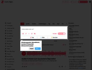 evrimagaci.org screenshot