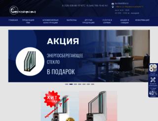 evrofasad.by screenshot