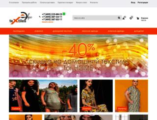 evrotekstil.ru screenshot