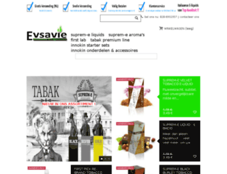 evsavie.nl screenshot