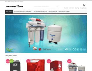 evsuaritma.com screenshot