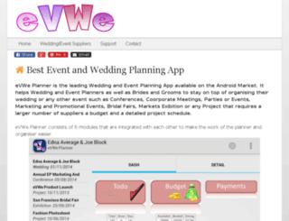 evwe.net screenshot