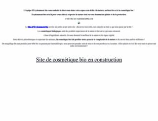 evydemmentbio.com screenshot