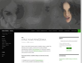 ewa-farna.cz screenshot