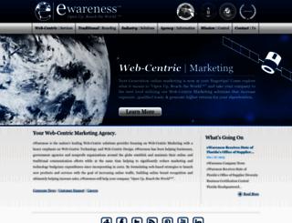 ewareness.org screenshot
