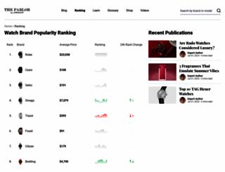 ewatches.com screenshot