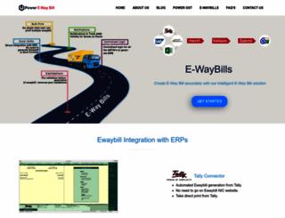 ewaybills.com screenshot