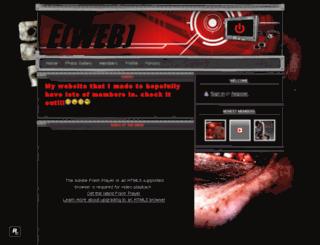 eweb.webs.com screenshot