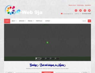 eweb9ja.com screenshot