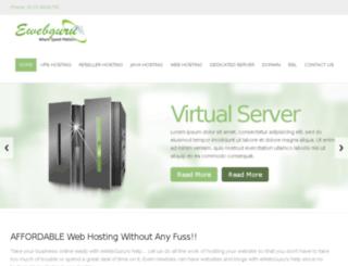 ewebguru.org screenshot