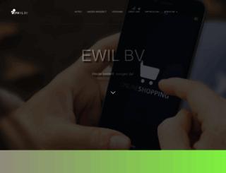 ewil-bv.nl screenshot