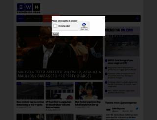 ewn.co.za screenshot