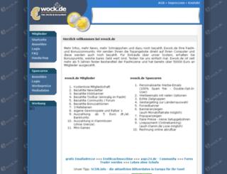 ewock.de screenshot
