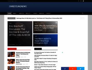 ewrestlingnews.com screenshot