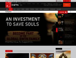 ewtn.co.uk screenshot