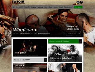 ewto.cz screenshot