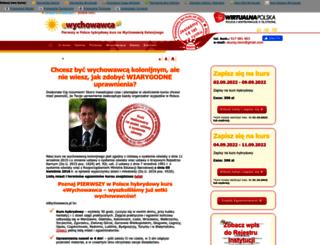 ewychowawca.pl screenshot
