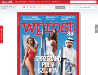 ewydanie.wprost.pl screenshot