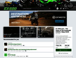 ex-500.com screenshot
