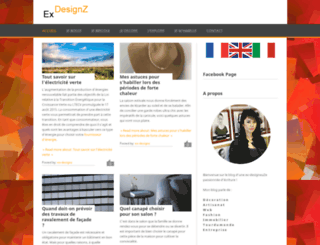 ex-designz.net screenshot