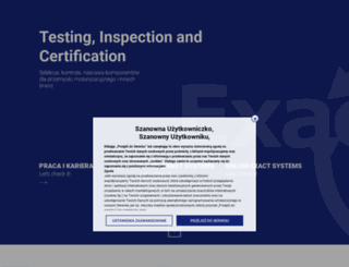 exactsystems.pl screenshot