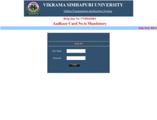 exam-vsu.meta-secure.com screenshot