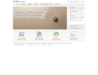 examcentral.net screenshot