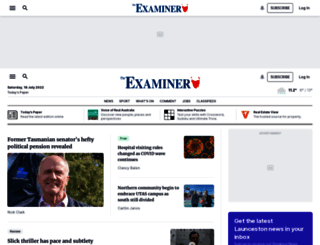 examiner.com.au screenshot