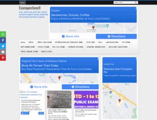 examquestions9.com screenshot