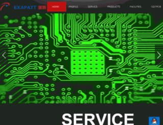 exapatt.com screenshot