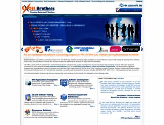excelbrothers.com screenshot