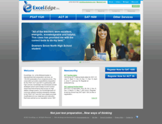 exceledgeinc.com screenshot