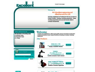excellentmumbai.com screenshot