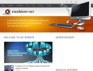 excelsiors.net screenshot