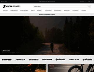 excelsports.com screenshot