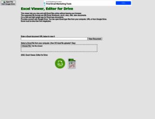 excelviewer.softgateon.net screenshot