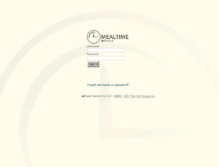 excelwa48.mealtime5.com screenshot