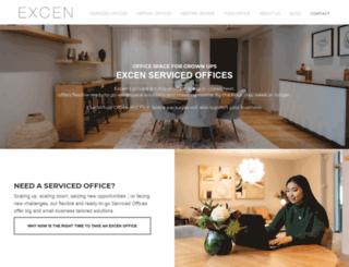 excen.com.au screenshot