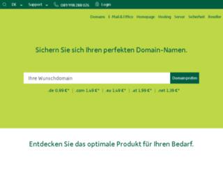 exchange.df.eu screenshot