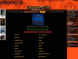 exchange.horrorfind.com screenshot