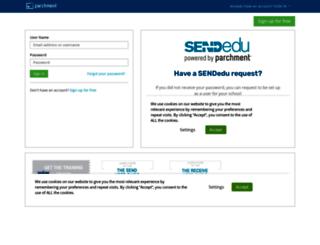 exchange.parchment.com screenshot